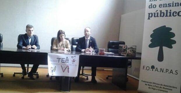 FOANPAS, TEAVI e ARUME asinan un convenio para a inserción laboral de persoas con TEA.