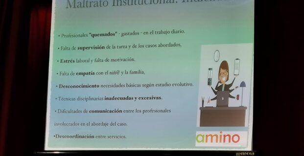 Curso sobre maltrato de AMINO.GAL
