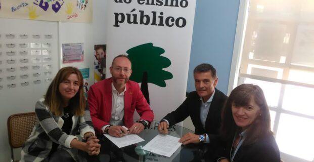 Asinada a renovación do contratos para a rede de comedores de FOANPAS.