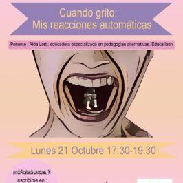 Escola de nais e pais no CEIP Valle Inclán (Lavadores)