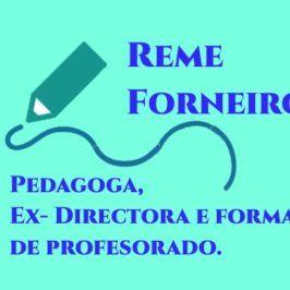 Reflexións de Reme Forneiro