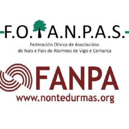 Carta COVID19 comedores aulas matinais e extraescolares Consellería de Educación Xunta de Galicia FANPA e FOANPAS