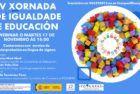 Webinar: V XORNADAS DE IGUALDADE E EDUCACIÓN